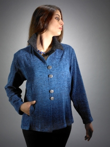 Short Yoke Jacket