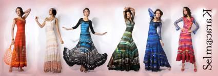Selma Karaca dresses