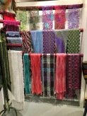 Handmade scarf show